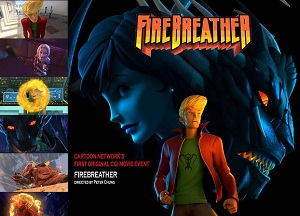 Firebreather Oyunu oyunu