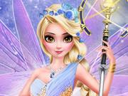 Buz Meleği Elsa oyunu