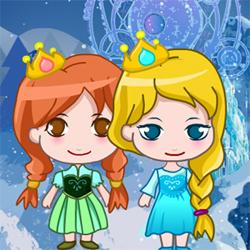 Frozen Elsa Maceraları