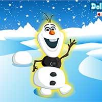 Frozen Olaf oyunu