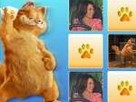 Garfield Hafıza Oyunu oyunu