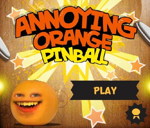 Gıcık Portakal Pinball