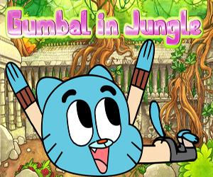 Gumball Ormanda oyunu