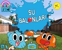 Gumball Su Balonu oyunu