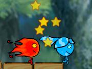 Ateş ve Su Yıldız Avı oyunu
