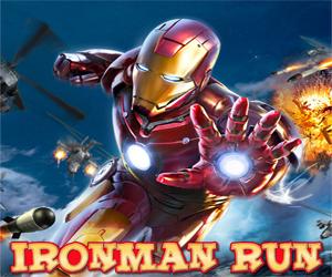 Ironman Koş Oyunu oyunu