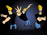 Johnny Bravo Yapboz
