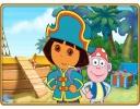 Dora  Hazine Topla oyunu