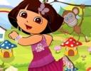 Kaşif Dora Mantar Bahçesi oyunu