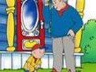 Kayu - Caillou köpeğini arıyor oyunu
