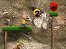 Kayu ile Balon Topla oyunu