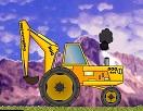 Kazıcı Traktör
