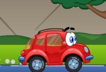 Kırmızı Araba oyunu