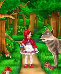 Kırmızı Başlıklı Kız oyunu