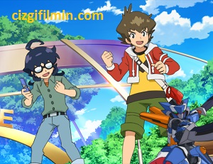 Lbx Cartoon oyunu