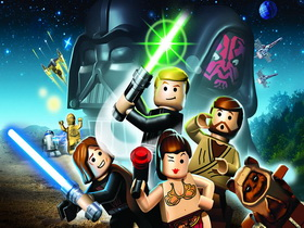 Lego Star Wars Bulmaca oyunu
