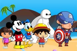 Disney Hazine Adası