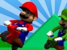 Mario Mini Motor oyunu
