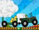 Mario Traktör Sür oyunu