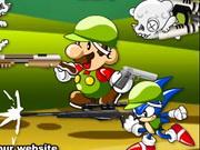 Mario  Sonic oyunu