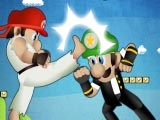 Mario Street Fight oyunu