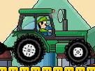 Mario Traktörü oyunu