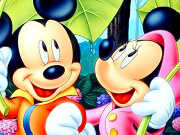 Mickey ve Minnie oyunu