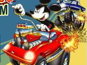 Mickey Yarış Makinesi oyunu