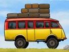 Minibüs Soförü oyunu