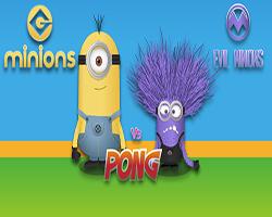 Minions Oyunları