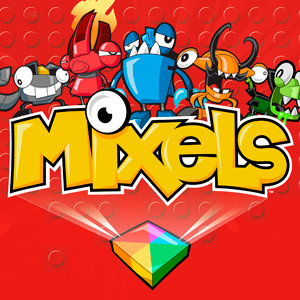 Mixels Oyunu oyunu