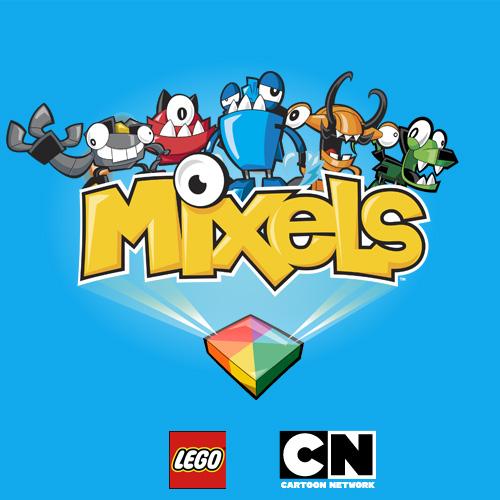 Mixels Oyunu