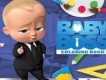 Patron Bebek Boyama Oyunu