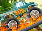 Monster Truck vs Forest oyunu