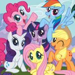 My Little Pony Gizli Harfler