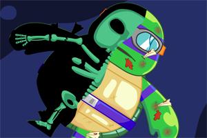 Ninja Kaplumbağa Ameliyatı