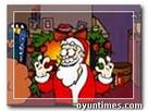 Noel Babayı Kızdır oyunu