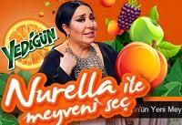 Nurella ile Meyveni Seç oyunu