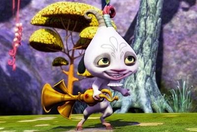 Mia ve Ben İzle Planet Çocuk Periler ve Ejderhalar oyunu