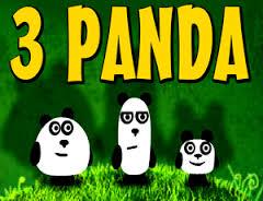 3 Panda oyunu