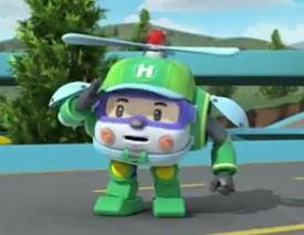Robot Arabalar Poli Oyunları oyunu