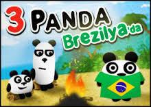3 Panda Brezilya oyunu
