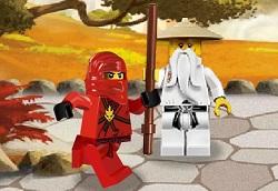 Ninjago Mezuniyet Oyunu oyunu