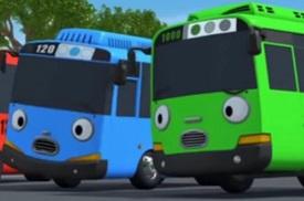 Tayo Otobüs Sürme Oyunu