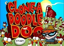 Clone a Doodle Doo Oyunu