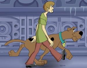 Scooby doo Kayıp Tapınak