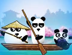 3 Panda Japonya
