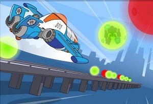 Rescue Bots Saldırı oyunu