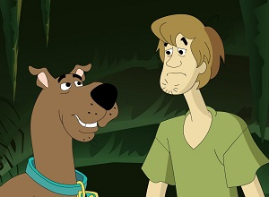 Scooby doo Tuzak 5 Denizaltı Oyunu