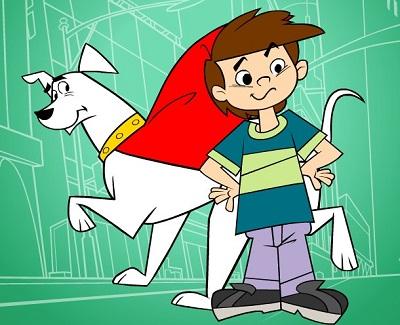 Süper Köpek Kripto ve Kevın oyunu
